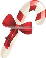 Christmas Decorations theme Candy Stick