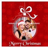 Christmas Decorations theme Christmas Party Backdrop