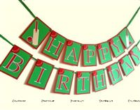 Happy Birthday Banners - Cricket | IPL Theme Birthday Party Supplies