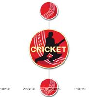 Cricket Birthday theme Cricket Danglers