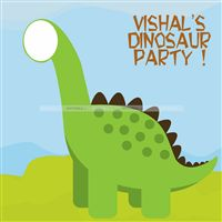 Dinosaur theme Dino Photo Booth