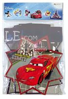 Disney Cars theme  - Disney Cars Happy Birthday Bunting