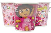 Dora theme  - Dora 2 Paper Cups (Pack of 10)