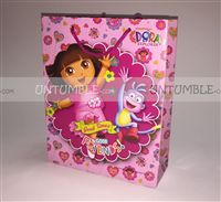 Dora theme Dora Printed Gift Bags (Pack of 10)