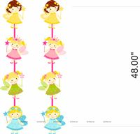 Hanging Danglers - Princess Theme Party - Decoration Supplies