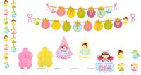 Party kits - Princess Theme Party - Decoration Supplies