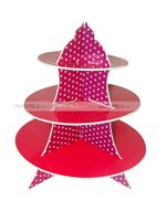 Fairy Princess Birthday theme cup cake stand