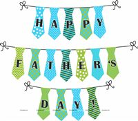 Happy Birthday Banners - Fathers Day