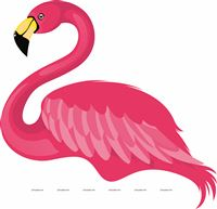 Flamingo theme - Beautiful Flamingo Poster