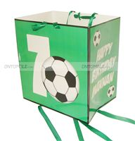 Football theme Box type pinata