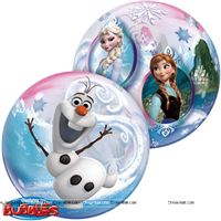 Foil Balloons - Frozen theme birthday party