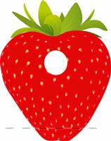 Fruit basket theme Strawberry Photo Booth
