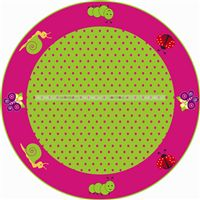 Garden Party theme Bugs & Butterflies Table cover
