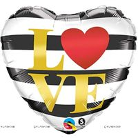 Party Supplies theme Love Foil balloon