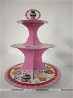 Cup cake stands - Party Supplies