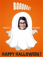 Halloween theme Ghost Photo Booth