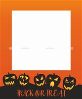 Halloween theme Small Trick or Treat Photo Booth