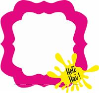 Holi Supplies theme Holi Photo booth frame
