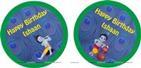 Little Krishna theme  - Little Krishna Theme Badge