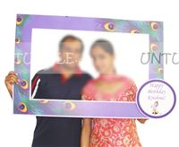 Little Krishna theme Photo Booth