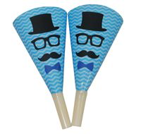 Blowers - Little Man Theme Party supplies | Mustache Themed 1st Birthday