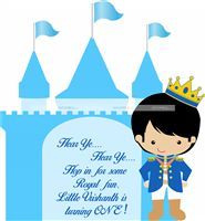 Little Prince theme Cute Prince Entrance Cutout