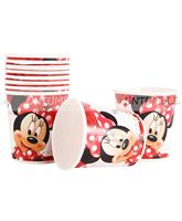 Mickey Minnie theme Minnie Paper Cups