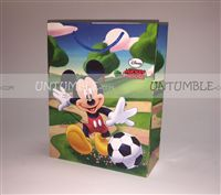 Mickey Minnie theme Mickey Mouse Return Gift Bag