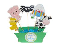 Nursery Rhymes theme Center pieces
