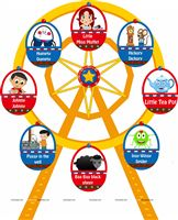 Nursery Rhymes theme Nursery Rhyme Ferris Wheel