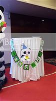 Happy Birthday Banners - Panda Theme Birthday Supplies
