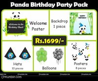 Panda theme Mini Pack