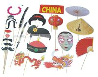 Photo Shoot theme Chinese theme photo props