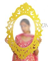 Photo Shoot theme Photo booth golden frame