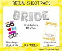 Photo Shoot theme Pre wedding Bridal shoot Photo Props