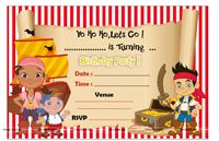 Pirate birthday theme Pirate Theme Invites