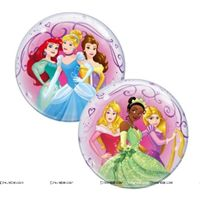 Princess Birthday theme Disnep Princess Bubble Balloon