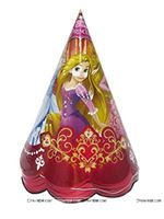 Princess Birthday theme Disney Princess Party Hats (Pack of 10)