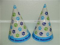 Puppy/Dog party theme Puppy Paw Hats