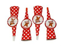 Puppy/Dog party theme Puppy Pawty Blowers