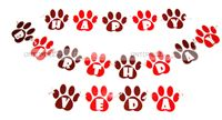 Puppy/Dog party theme Puppy Pawty HBD Bunting
