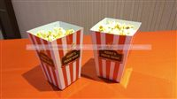 Rockstar Party theme Rockstar-Movie theme pop corn tubs