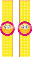 Cute Smiley Wrist bands - Smiley