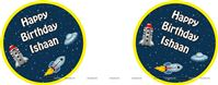 Space theme  - Space theme badges