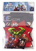 Superhero theme Avengers Happy Birthday Buntings