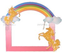 Photo Booth - Unicorn themed birthday party supplies & decorations