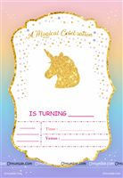 Unicorn theme - Unicorn Theme Invite