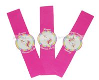 Unicorn theme - Unicorn Wrist Bands