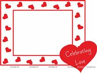 Love theme Valentine Celebrating Love Photo Booth