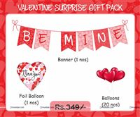 Love theme Valentines day Surprise Gift Pack